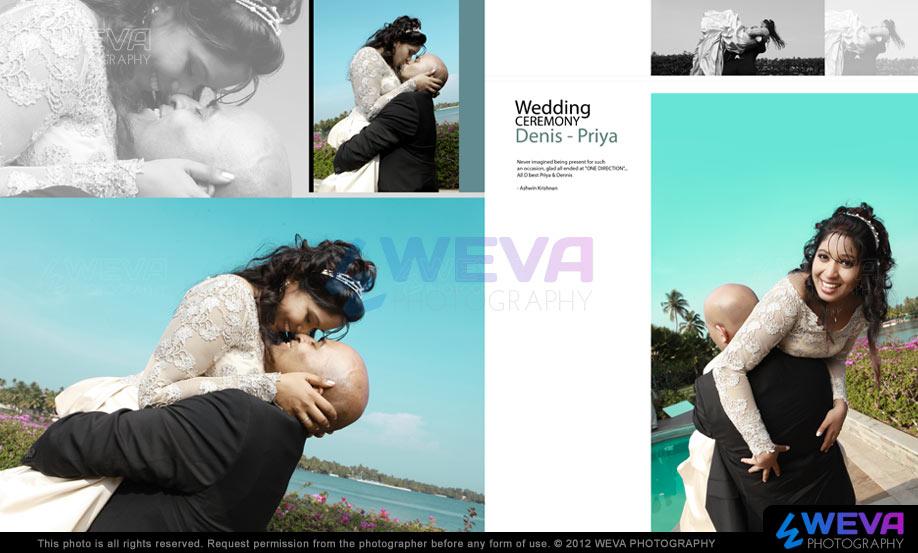 Kerala Wedding Album Design 2015 images
