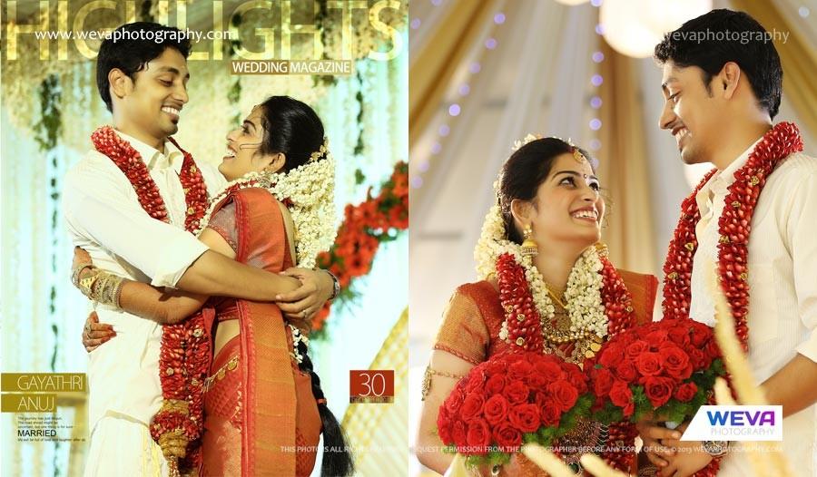 Cochin Hindu Wedding Photography