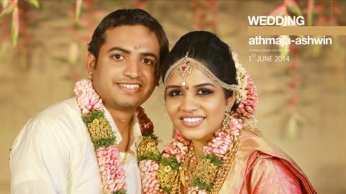 Athmaja + Ashwin | A Grand Kerala Wedding Film!