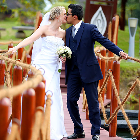 Destination Wedding Photography at Kerala