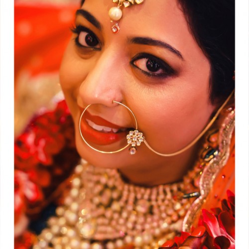 Shashank + Anamika | Marwari Wedding Photography at Bangalore
