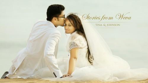 Wedding Story of Tina & Johnson - A Christian Wedding!