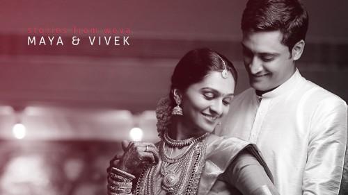 Wedding Movie of Maya & Vivek at Guruvayoor Temple.