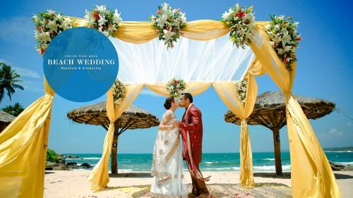 Destination Wedding Video -  At The Leela Kovalam Beach Hotel, Kerala, INDIA