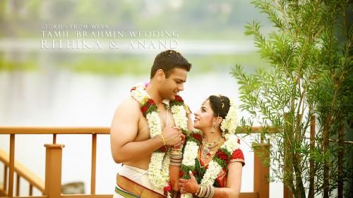 Tamil Brahmin Wedding Film