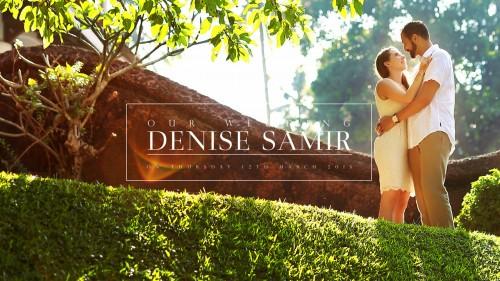 A Destination Wedding Movie at The Raviz Hotel Kollam