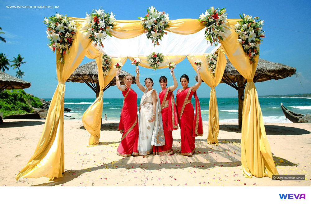 Beach Wedding Kerala