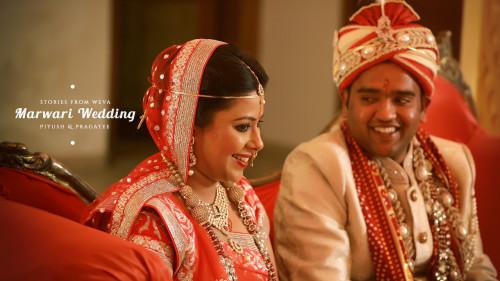 Marwari Wedding Video of Piyush & Pragatee at  Kaziranga,  Assam