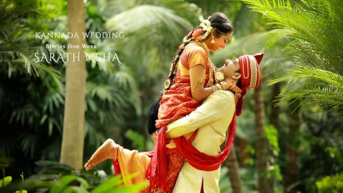 Kannada Wedding video of Sarath & Neha