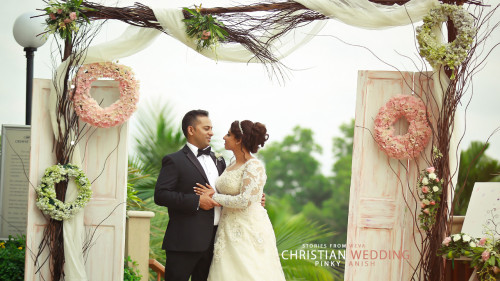 Grand Christian Wedding at Crowne Plaza Kochi