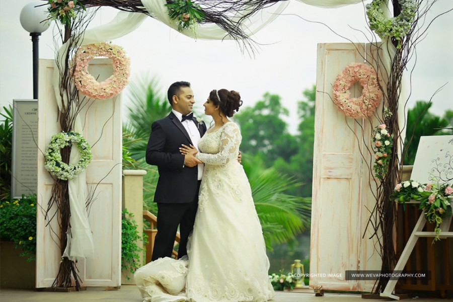 Wedding Photography at Hotel Crowne Plaza Kochi