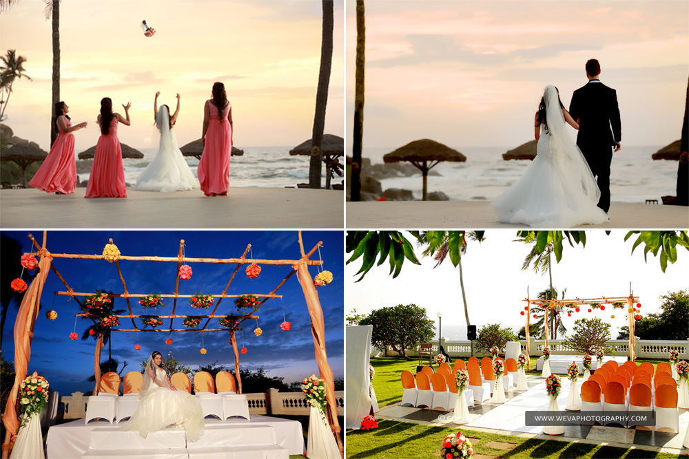 Destination Wedding Photography At Leela Resort