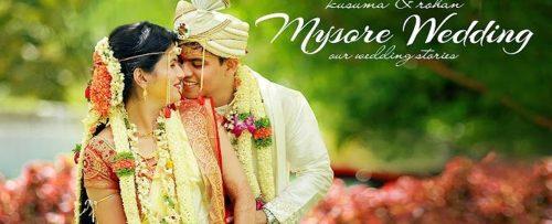 Mysore Wedding  Video Of Kusuma And Rohan