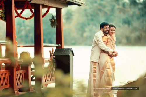 Destination Kerala Wedding Photography At Raviz Resort