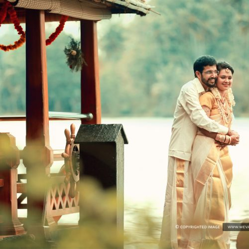 Destination Kerala Wedding Photography At Raviz Resort