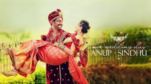 Mysore Wedding Story Of Anup And Sindhu