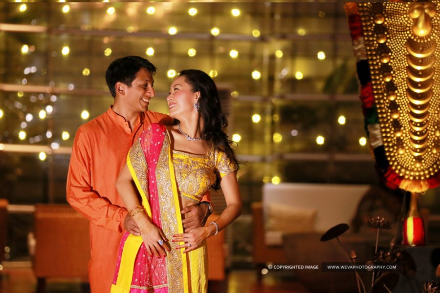 An Indo Chinese Wedding Photography