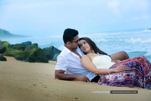 Post Wedding Photography Cherai Beach , Kerala
