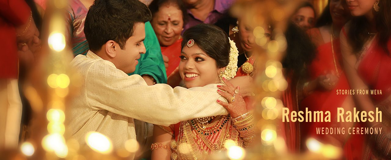 Wedding Photography Of Reshma And Rakesh