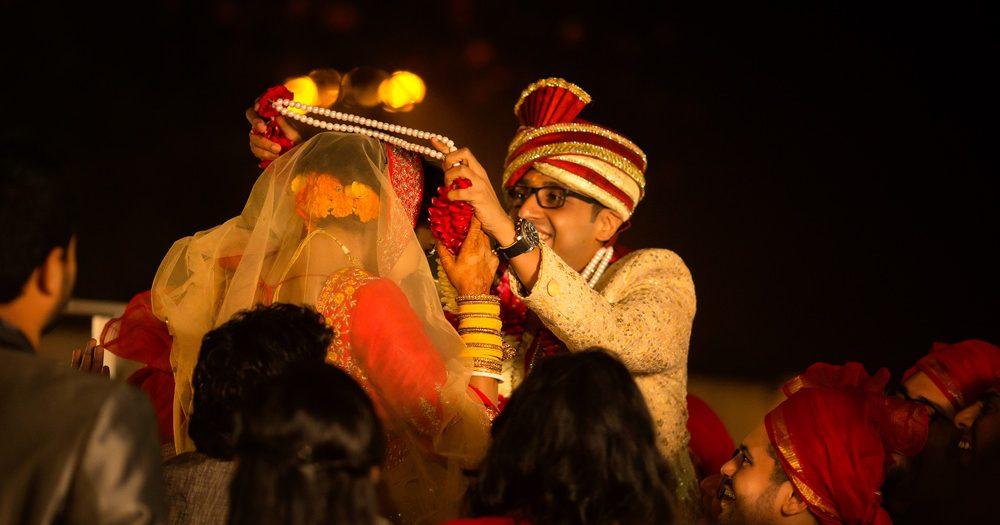 Jyothi And Ayush Wedding At Crown Plaza