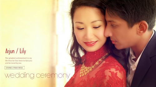 An Indo Chinese Wedding Film