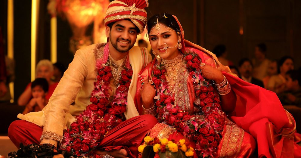 Grand Kolkata Wedding Photography