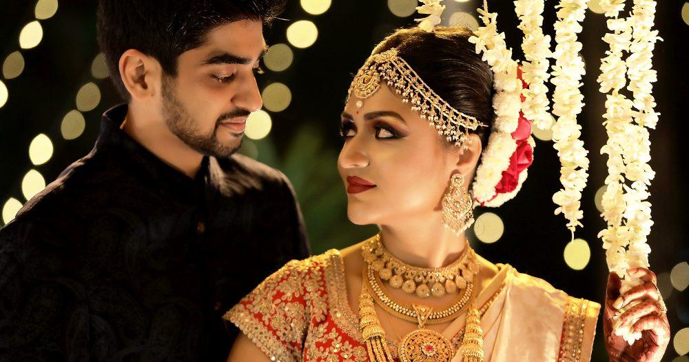 Grand Wedding Reception At Kolkata