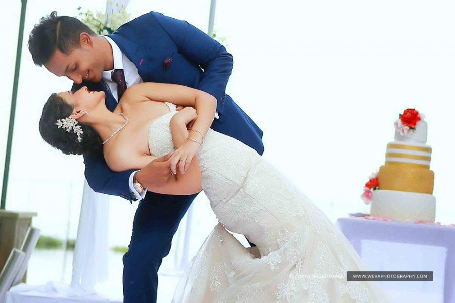 Christian Wedding Photography At Contour Resorts