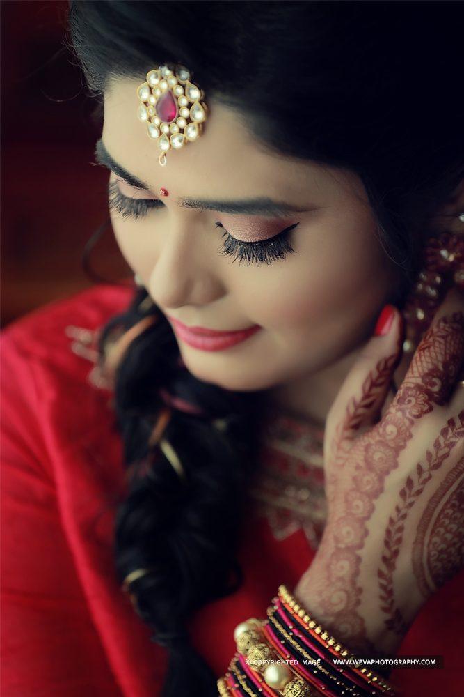 Bridal Shoot At Hyatt Regency Chennai