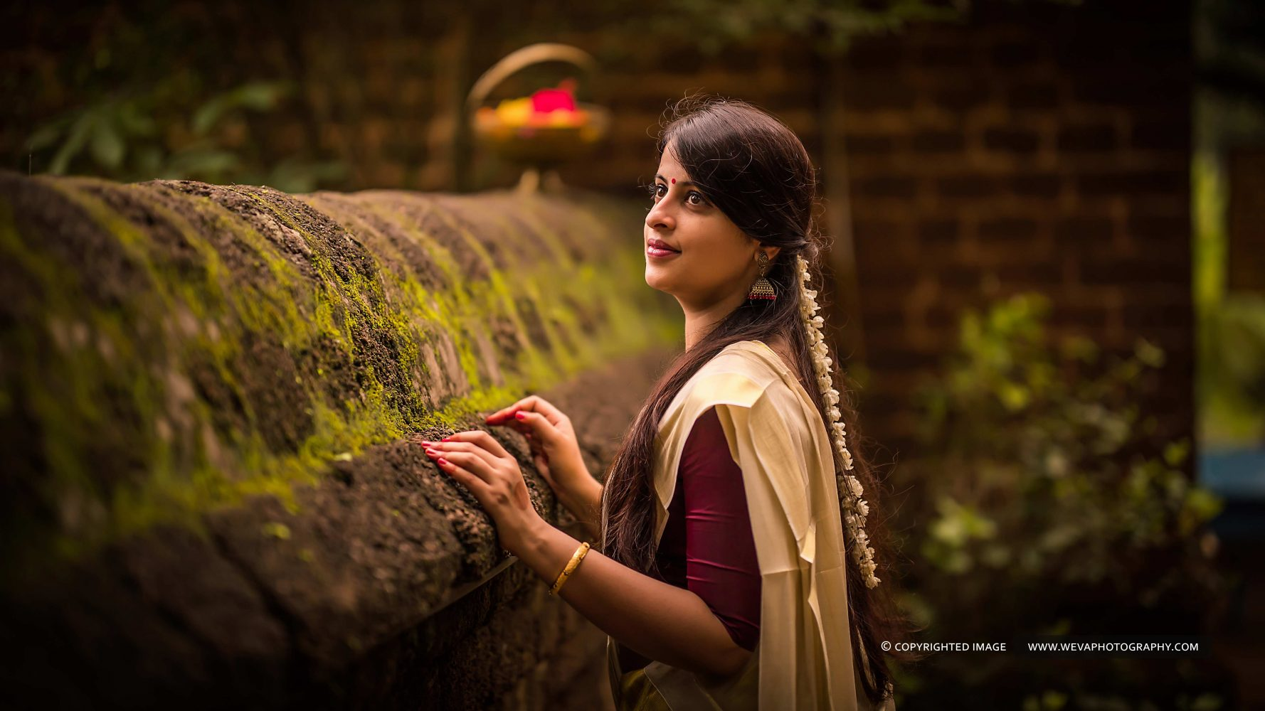 Traditions are the precious jewels which preserves and flourish our spiritual heritage... Presenting some traditional photoshoots @ Varikkasseri Mana through the magical frames of Weva..