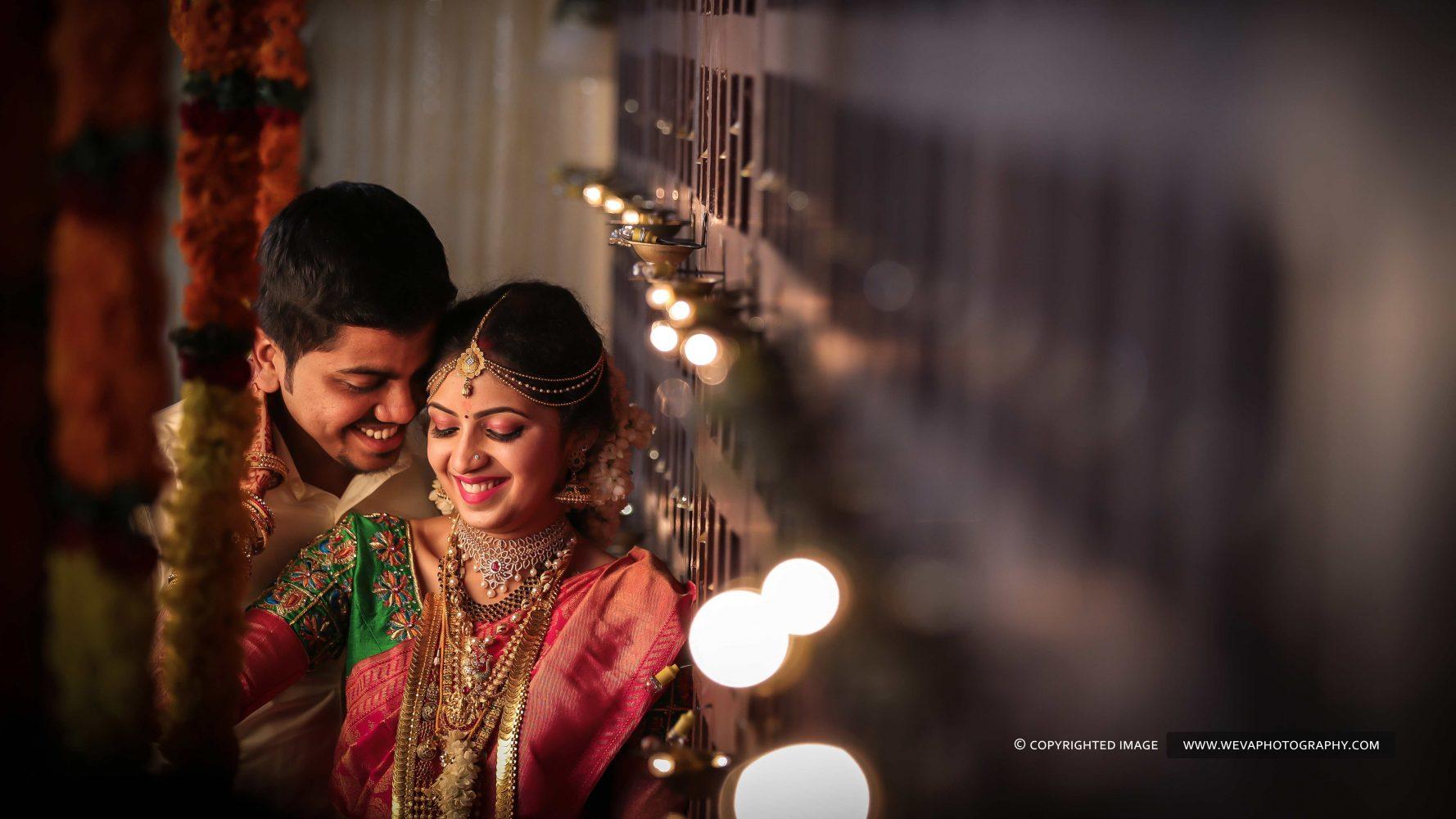Wedding Photography Of Velam Thanu And Shabin Mahadevan