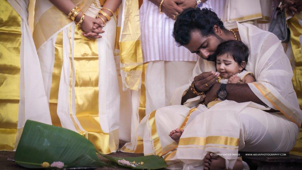 Annaprashan Ceremony Kerala12