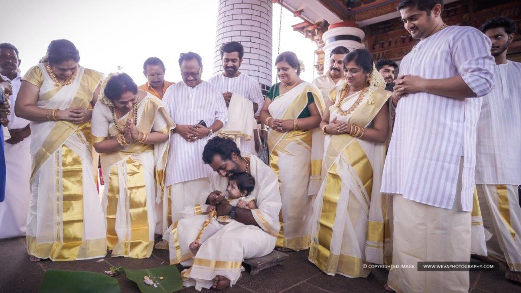 Annaprashan Ceremony Kerala13