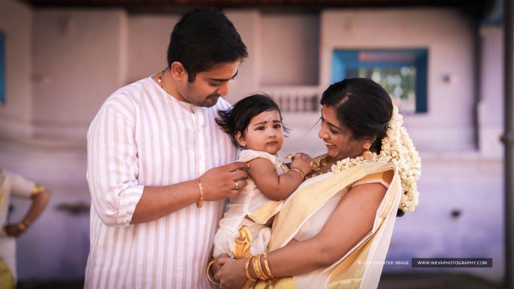Annaprashan Ceremony Kerala17