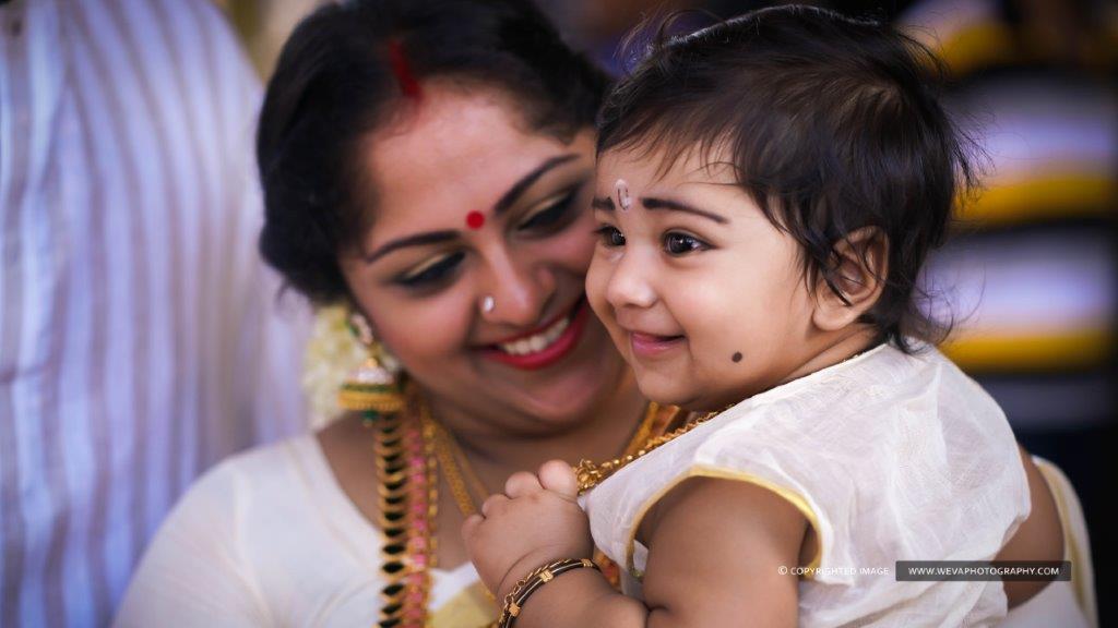 Annaprashan Ceremony Kerala3