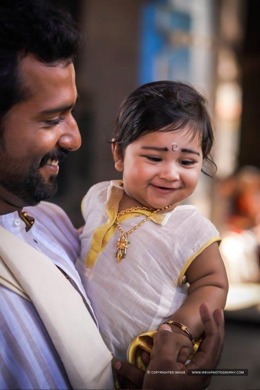 Annaprashan Ceremony Kerala4