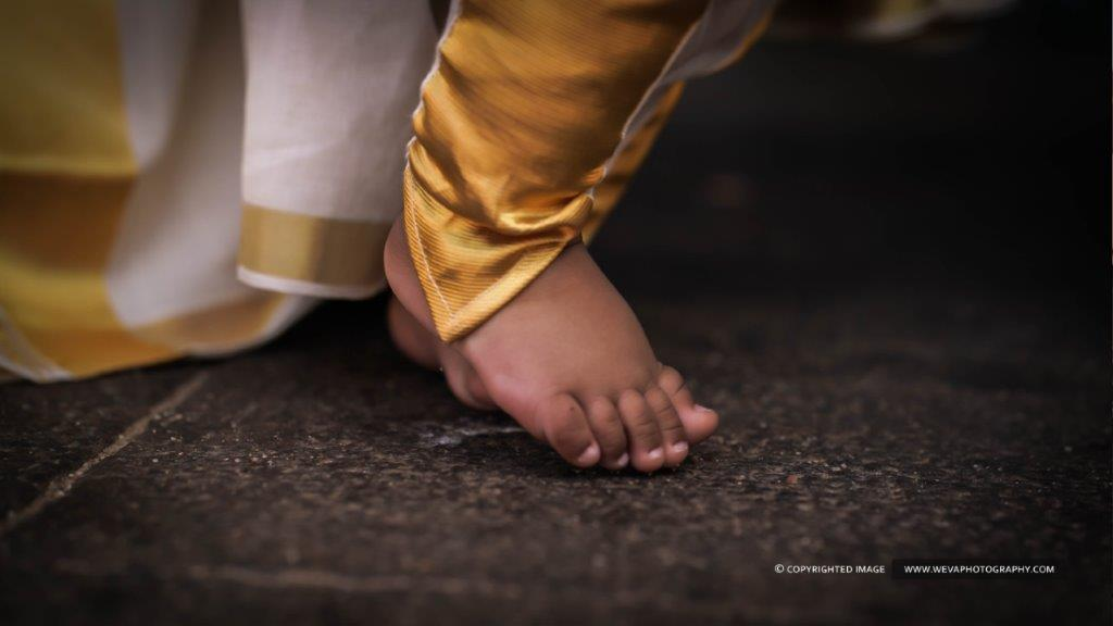 Annaprashan Ceremony Kerala8