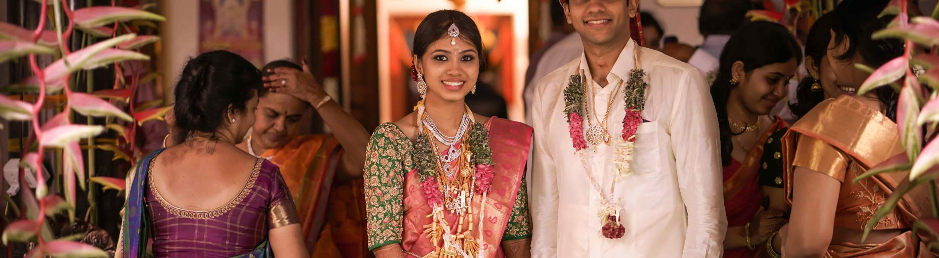 This Elegant and Traditional Chettiyar Wedding of Meenakshi and Kannan was held on 28th June 2017 at Mathurai. It was a memorable and a unique Wedding Ceremony, totally different from other Indian Weddings. Meenakshi and Kannan, very sweet couple, pleasant and had a smiling face always. The rituals began from the Welcoming Ceremony of the Groom. The most interesting part is the rituals and games between families and friends. Special Thanks to our couple Meenakshi and Kannan for choosing Weva to capture your precious moments..