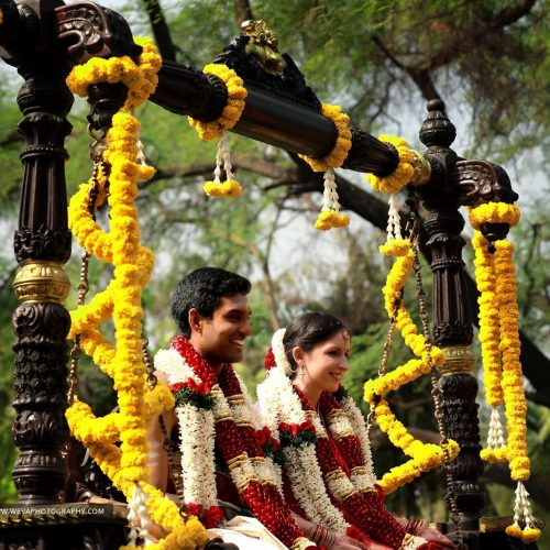 Iyer Wedding Photography Of Aravind And Susannah