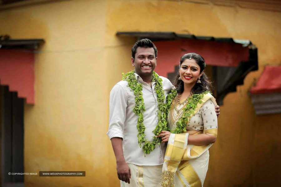 Wedding Photography Of Anand And Swathy