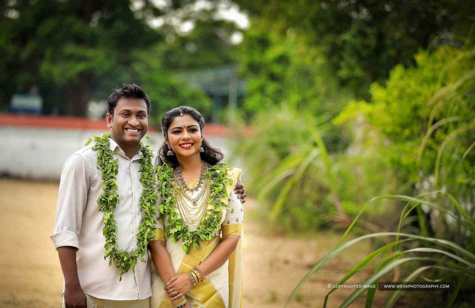 A Magnificent Occasion Of Togetherness : The Wedding Day Of Anend And Swati, Joining of hearts and souls. Weva wishes the cute couple with love that awakens each others soul with happiness and peace of mind.. ( Cinematographer of Neram, Premam & Anandam )