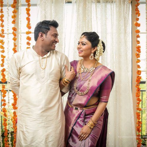Wedding Photography Of Anand And Swathi
