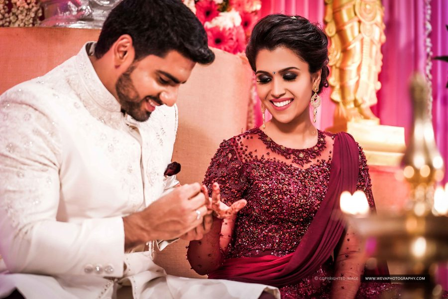 Engagement Photography Of Meenu And Mahesh