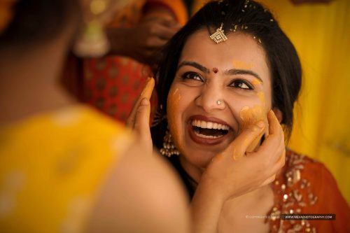 Best Interesting Haldi Ceremony Ideas