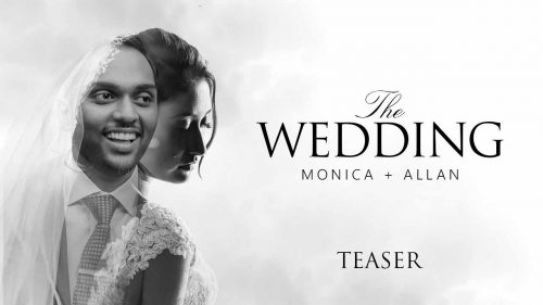 Wedding Teaser Of Monica Lal And Allan Antony