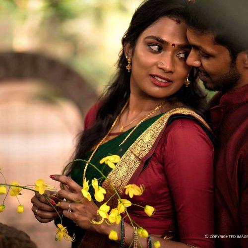Post Wedding Photography At Varikkassery Mana