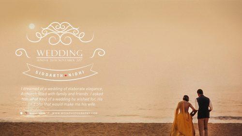 Udupi Wedding Story At Muthur Mane