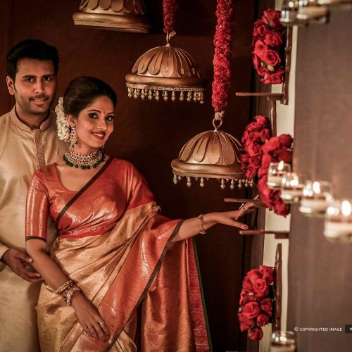 Engagement Photography At Contour Backwaters Resort