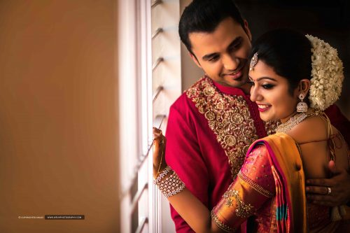 Wedding Photography Of Arjun Nandhilath and Ashvika