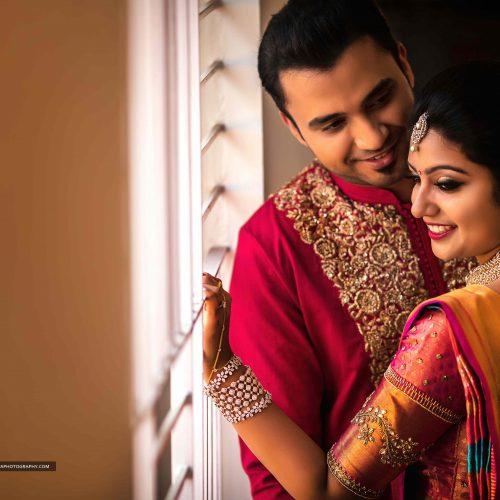 Wedding Photography Of Arjun Nandhilath and Ashvika